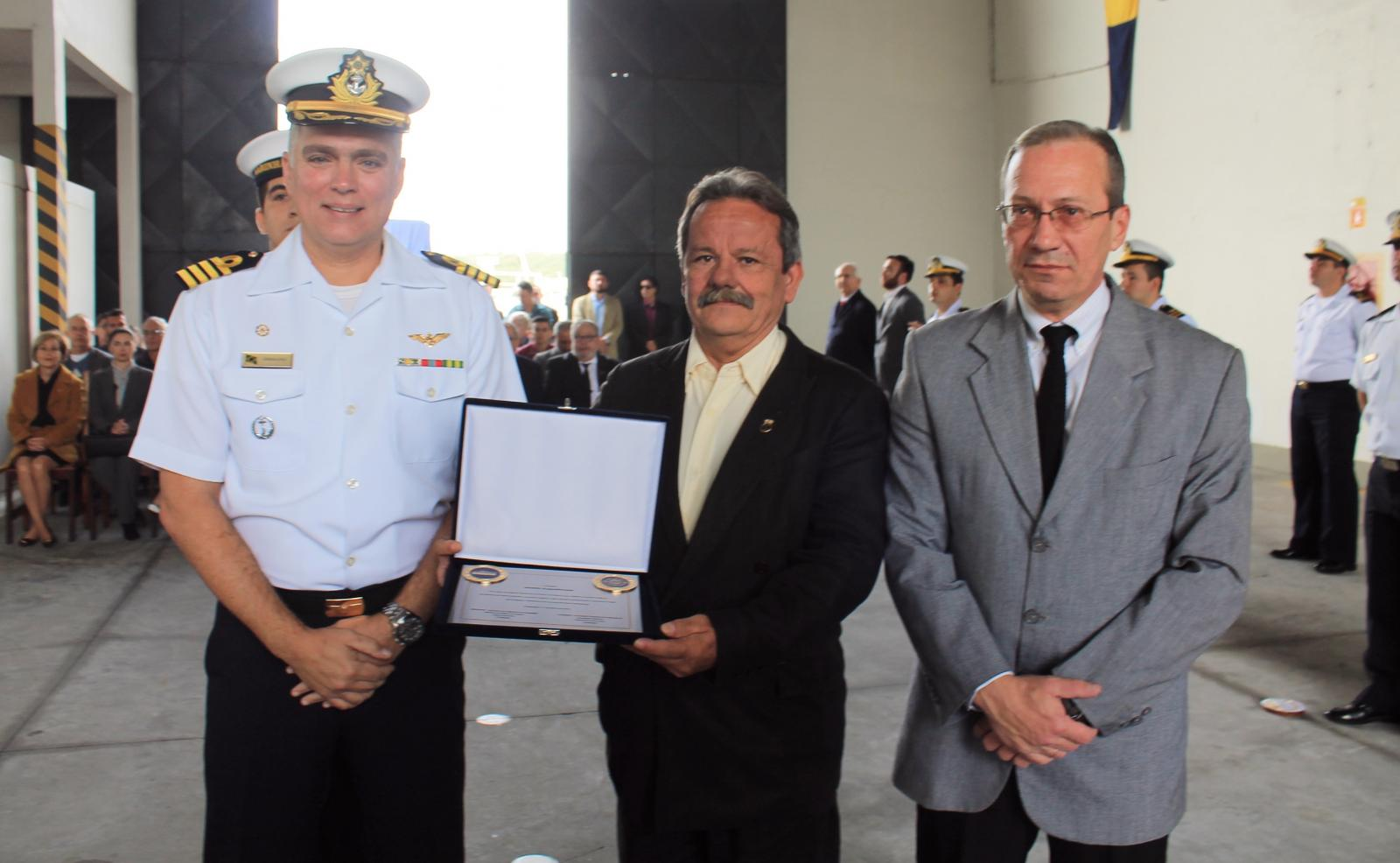 Dia Nacional do Agente Marítimo é celebrado na Capitania dos Portos