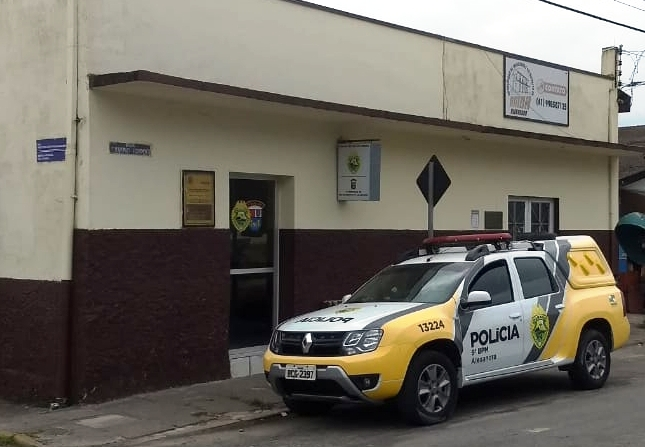 ação policial em Alexandra