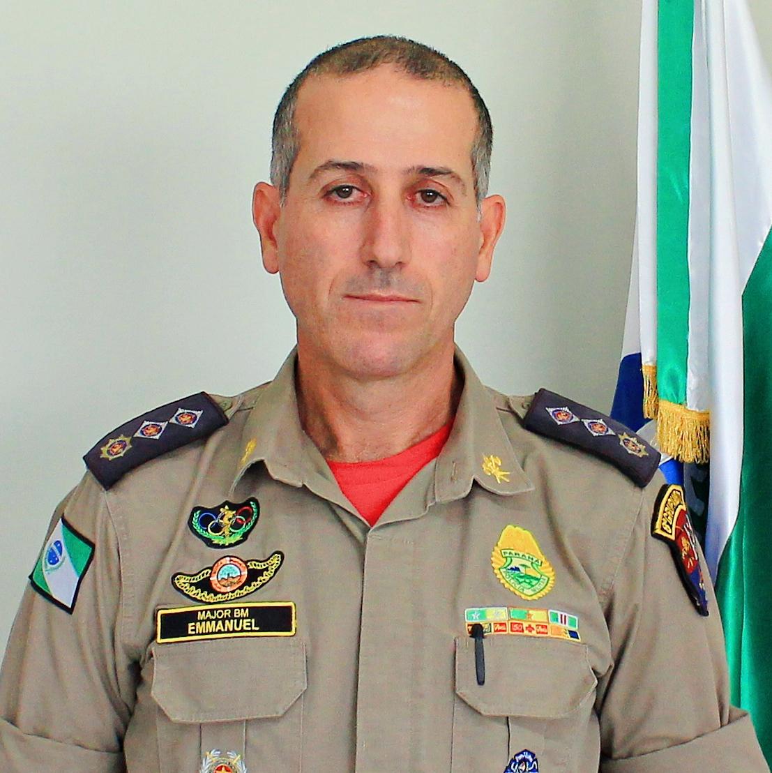 Major QOBM Jonas Emmanuel Benghi Pinto