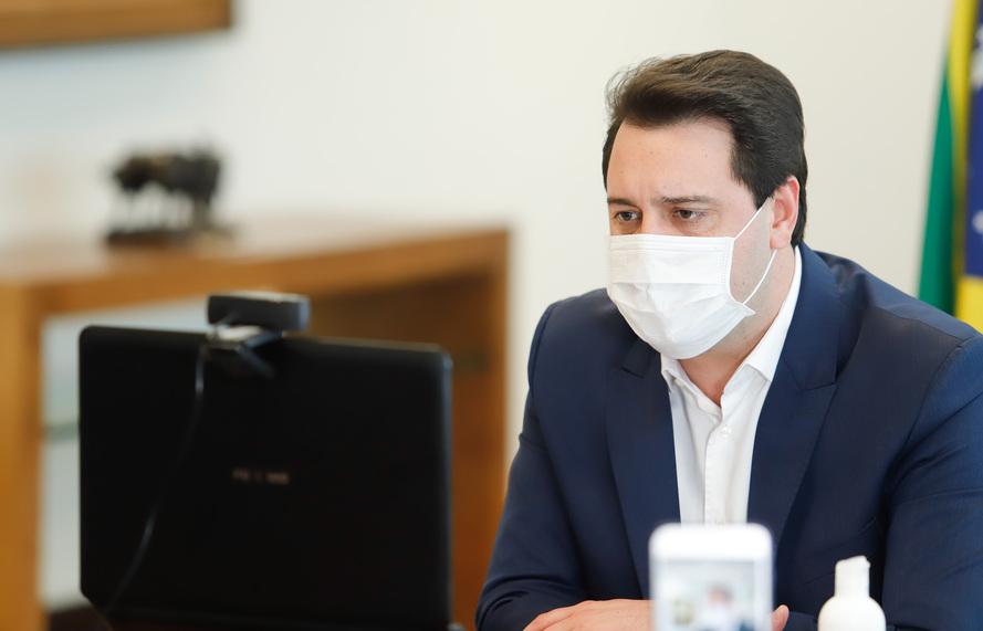 Paraná realizará reunião com embaixador da Rússia para tratar de vacina contra a Covid