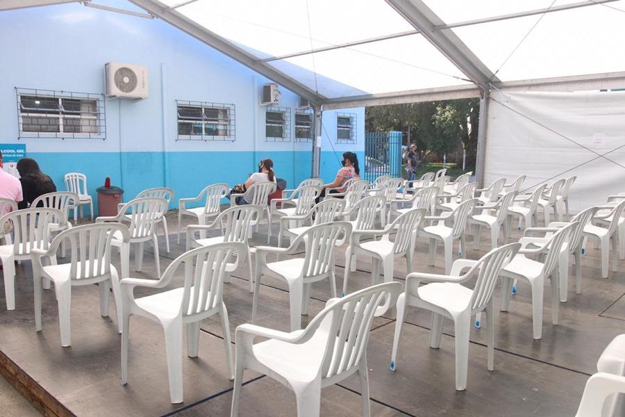 Secretaria Municipal de Saúde de Paranaguá registra diminuição no atendimento de casos agravados da Covid-19