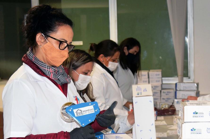 Farmácias do Estado auxiliam no enfrentamento à pandemia
