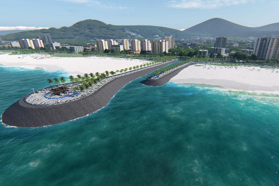Governo investe no litoral