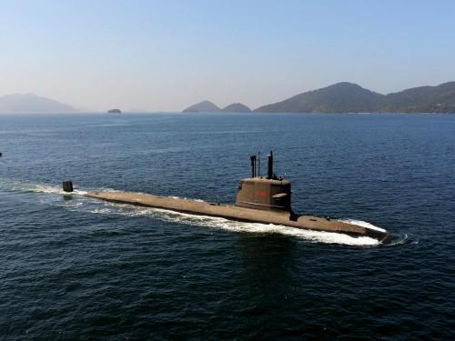 "Submarino ""Riachuelo"""