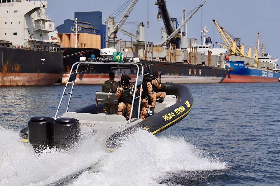 patrulha marítima