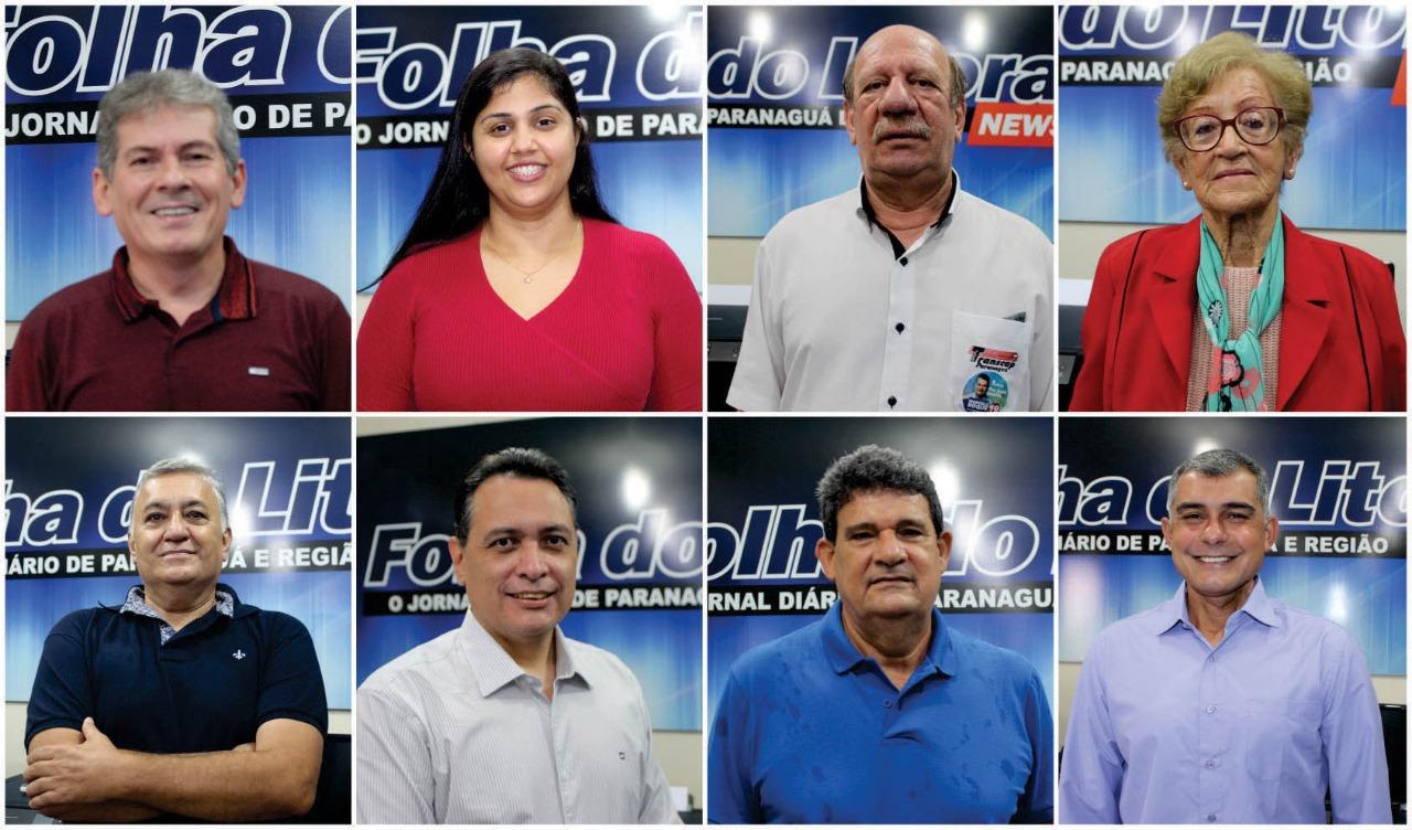Candidatos a vice-prefeito