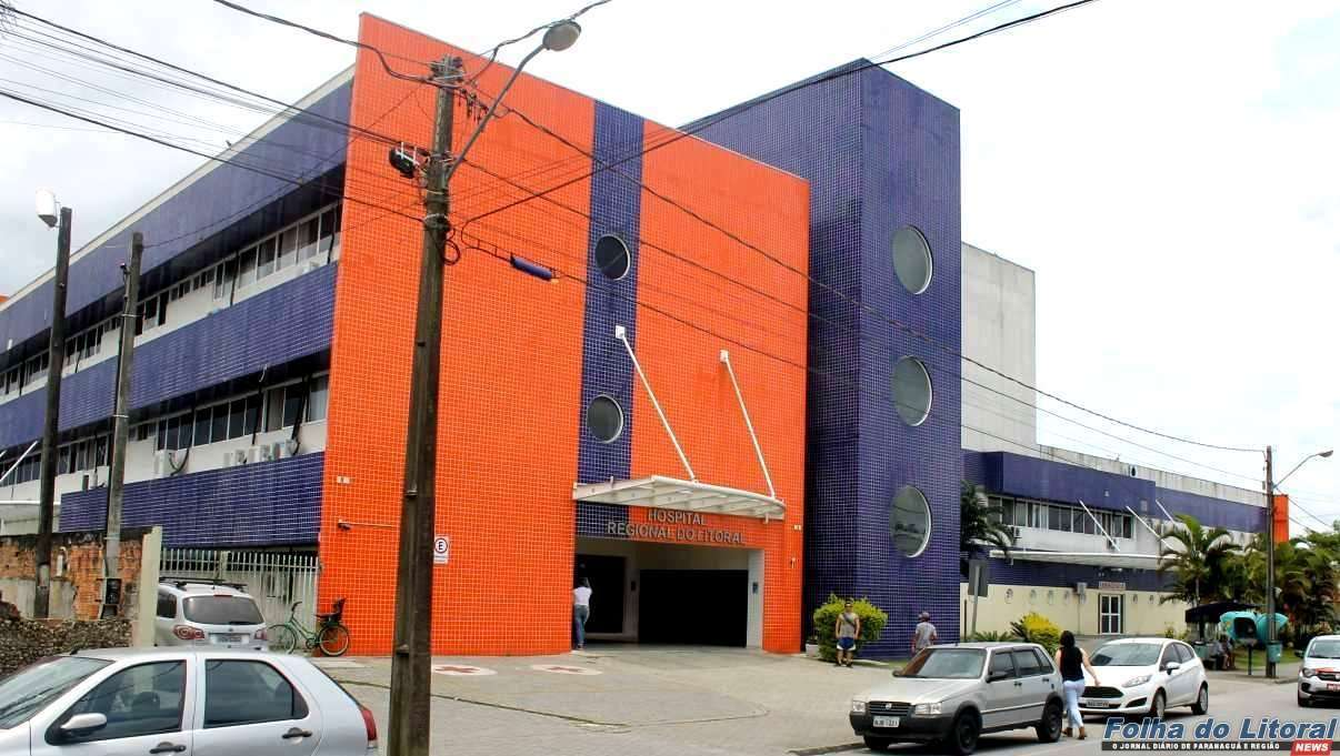 Litoral do Paraná registra 94 casos de Covid-19 nas últimas 24 horas