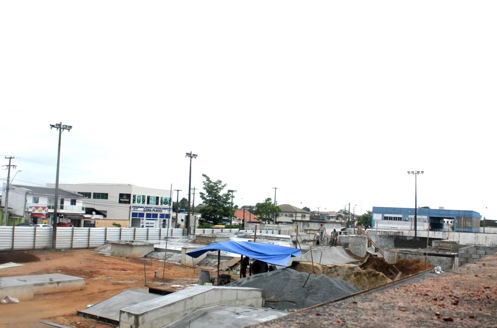 Recursos do município investidos da obra chegam ao valor de quase R$ 1,3 milhão