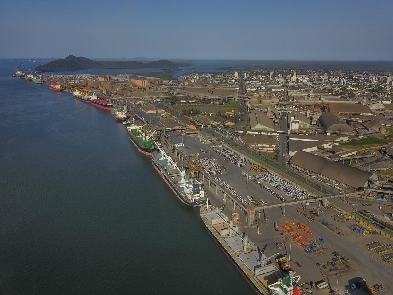 Portos do Paraná se preparam para o futuro