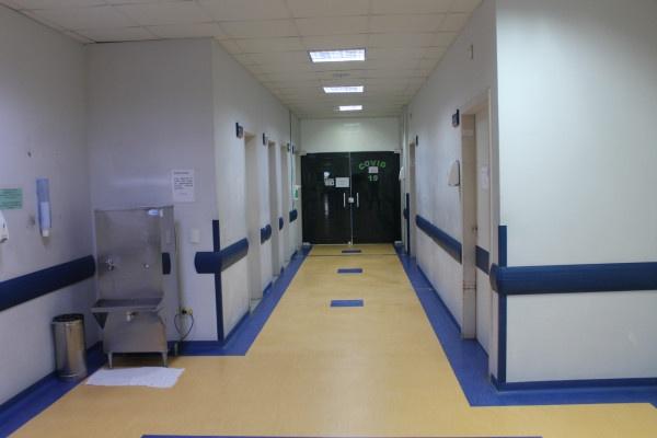 Hospital Regional opera acima do limite de sua capacidade
