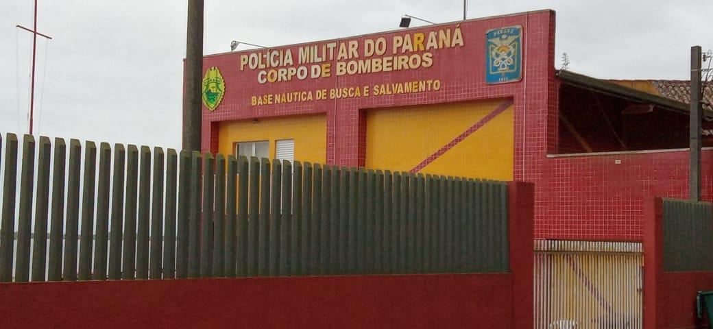 Corpo de rapaz desaparecido no mar é encontrado na baía de Guaratuba