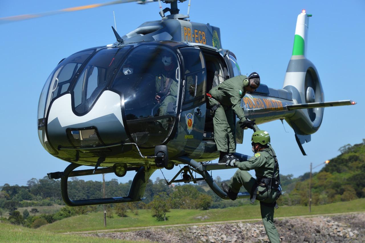 BPMOA realiza treinamento operacional com as equipes que atuam na unidade