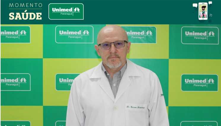 Urologista alerta para cuidados com a saúde do homem e diagnóstico do câncer de próstata