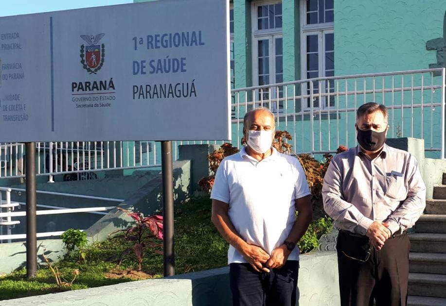 Diretor da 1.ª Regional de Saúde comenta as causas da retomada da Covid-19 no litoral