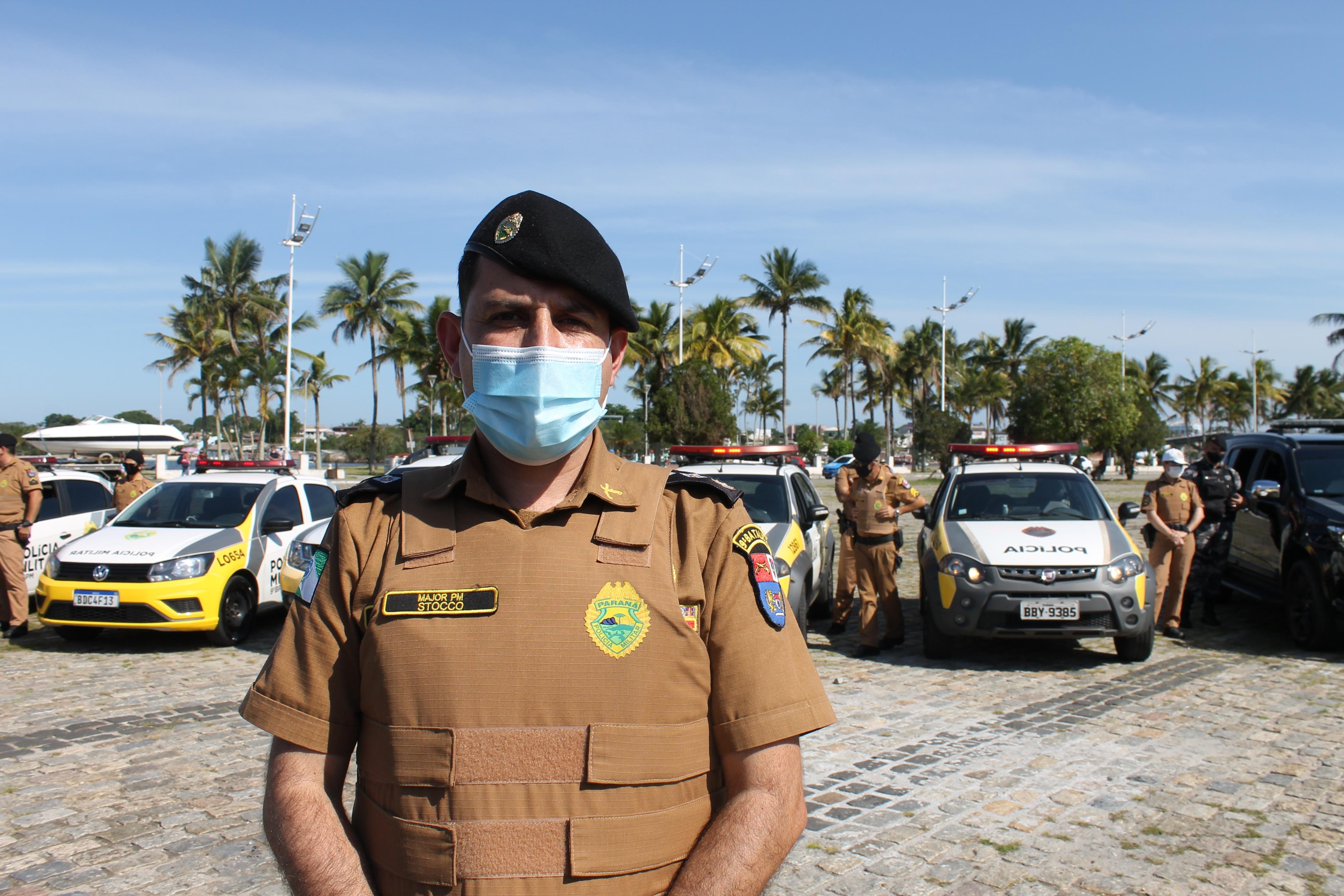 Operação Sinergia é deflagrada em Paranaguá