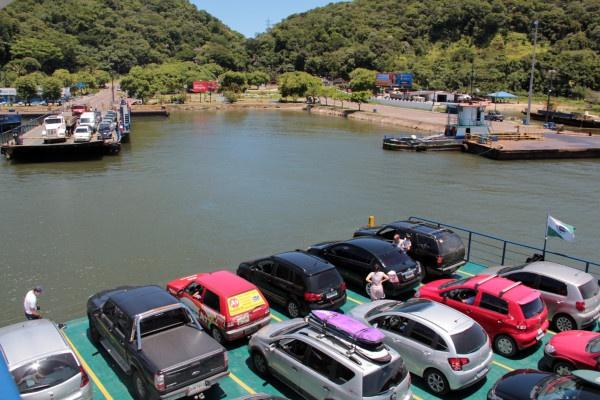 ferry-boat de Guaratuba