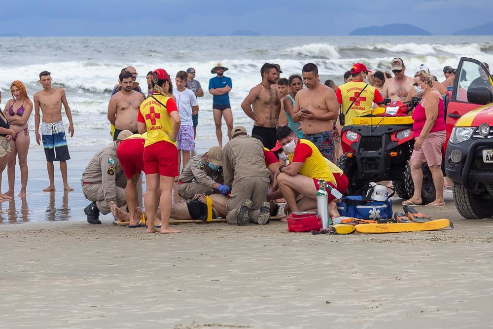 Corpo de bombeiros confirma quarta morte por afogamento durante a Operação Verão Consciente 2020/2021
