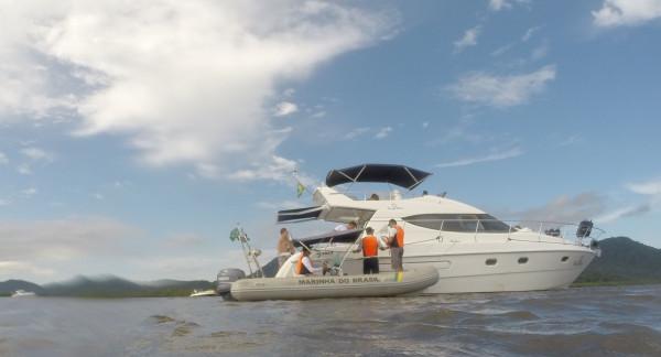 Capitania dos Portos do Paraná inicia Operação Verão 2020/2021 com foco na redução de acidentes de navegação