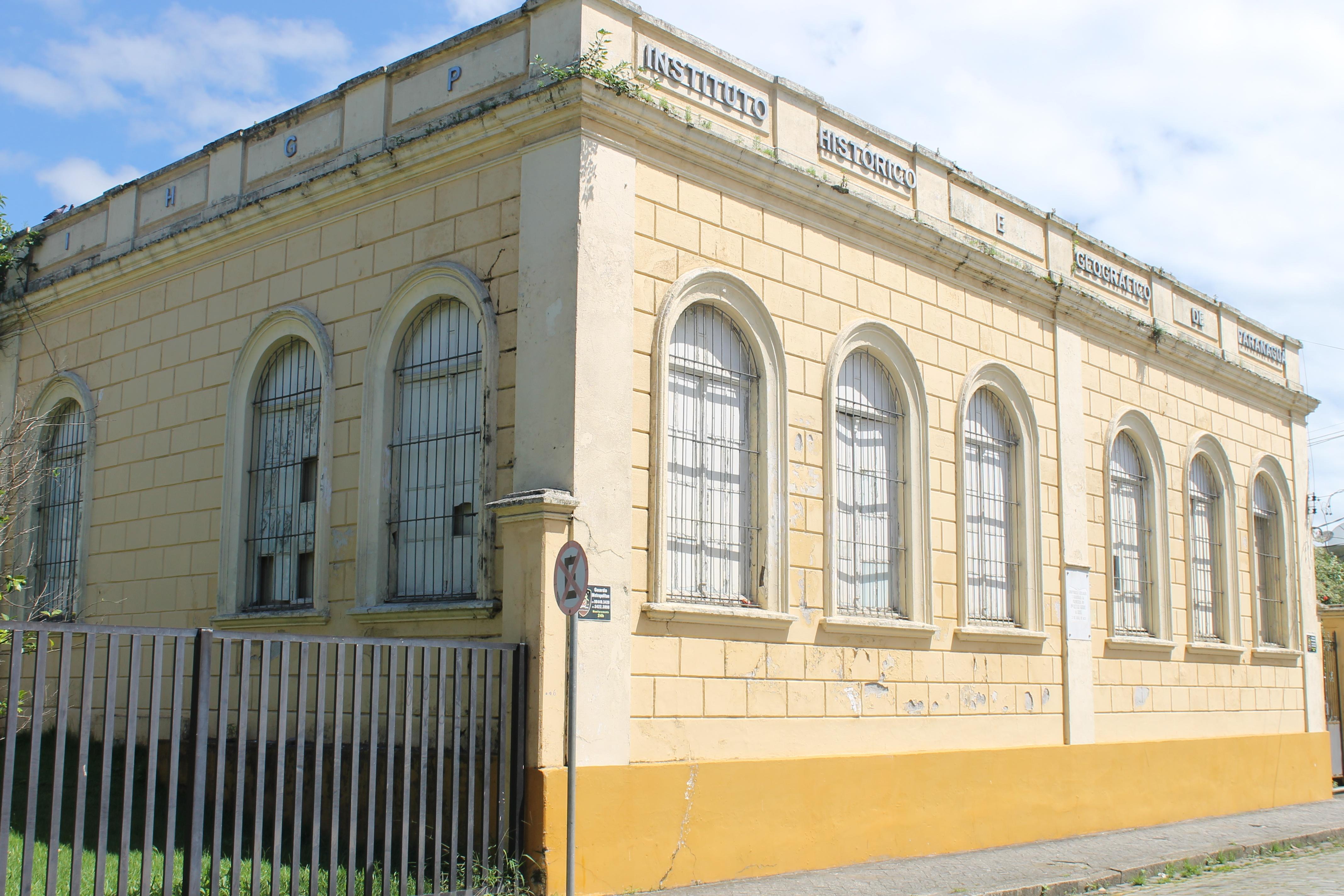 Instituto Histórico e Geográfico de Paranaguá tem nova diretoria