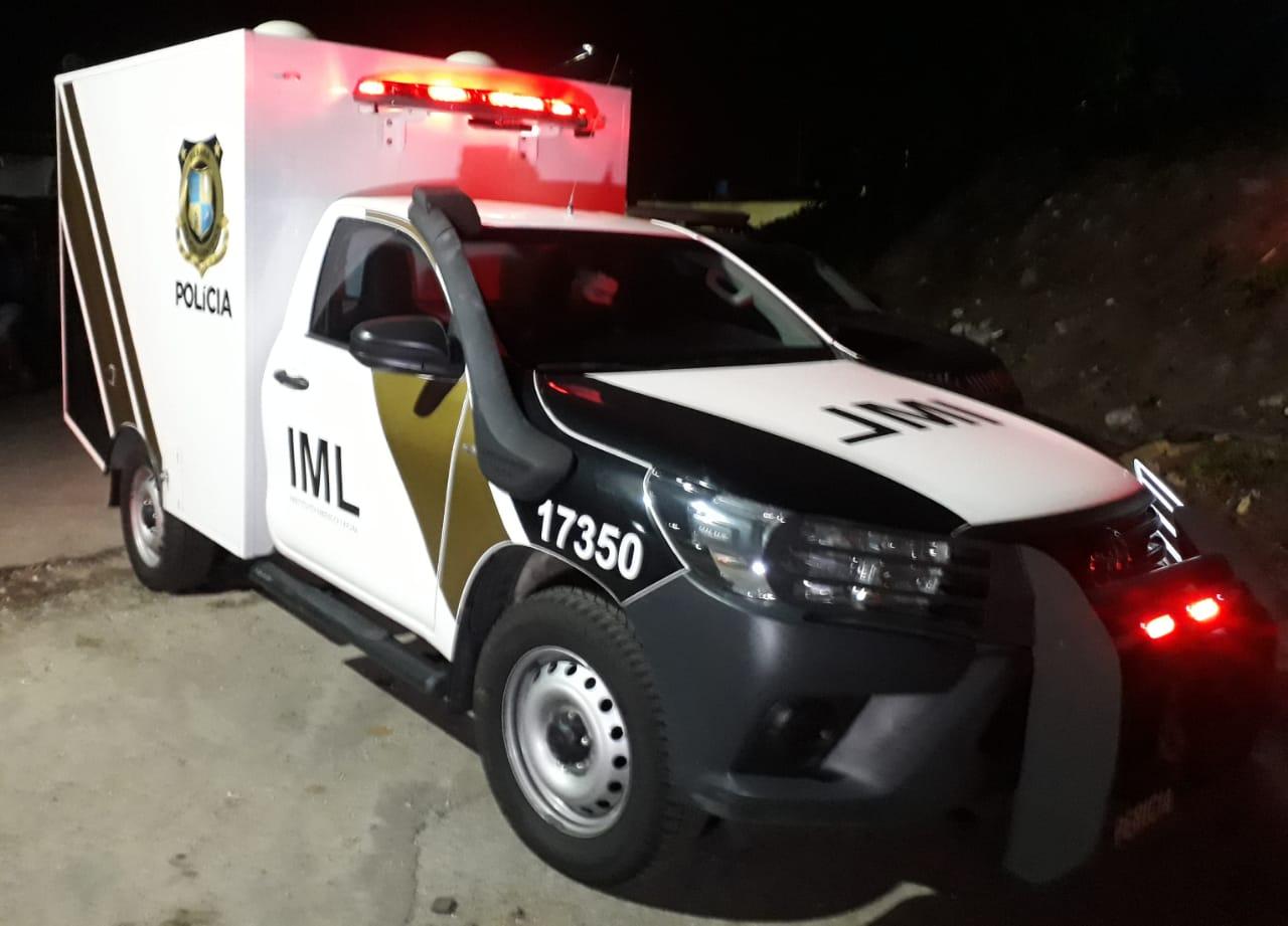 Homem é assassinado a tiros em Pontal do Paraná