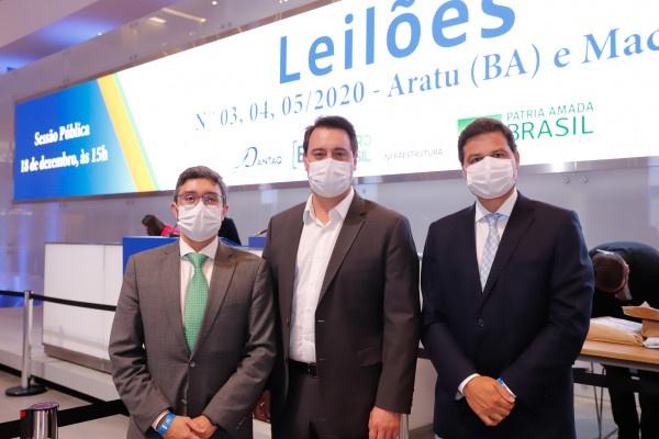 Modernização, eficiência e competitividade marcam a empresa pública Portos do Paraná