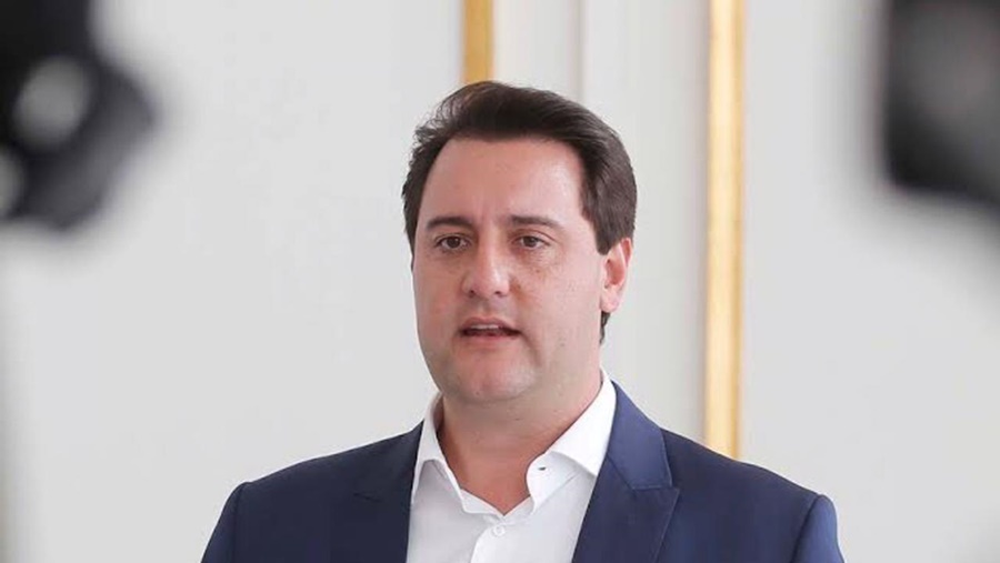 Aprovação do governo Ratinho Júnior aumenta e passa de 77%