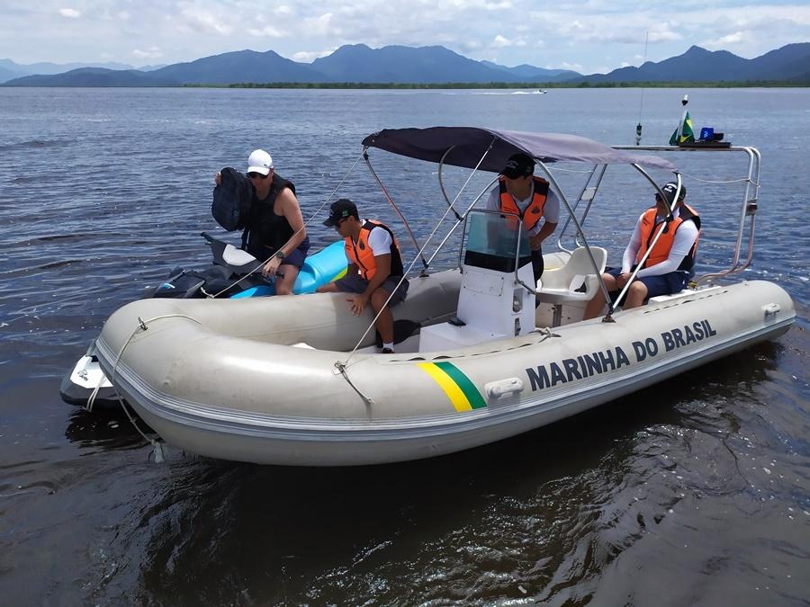 Diretoria reforça orientações para prevenir acidentes com embarcações de esporte e recreio