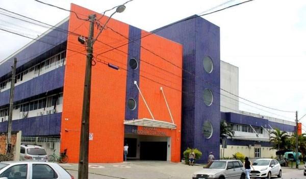 UTI da Ala Covid-19 do Hospital Regional do Litoral está com 95% de ocupação
