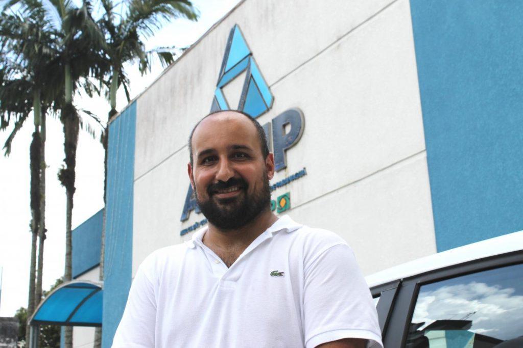 Hamud fala sobre Comércio de Paranaguá