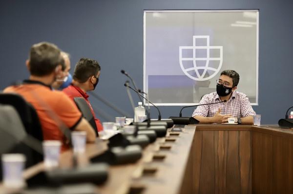 Portos do Paraná redobram a atenção no combate à pandemia