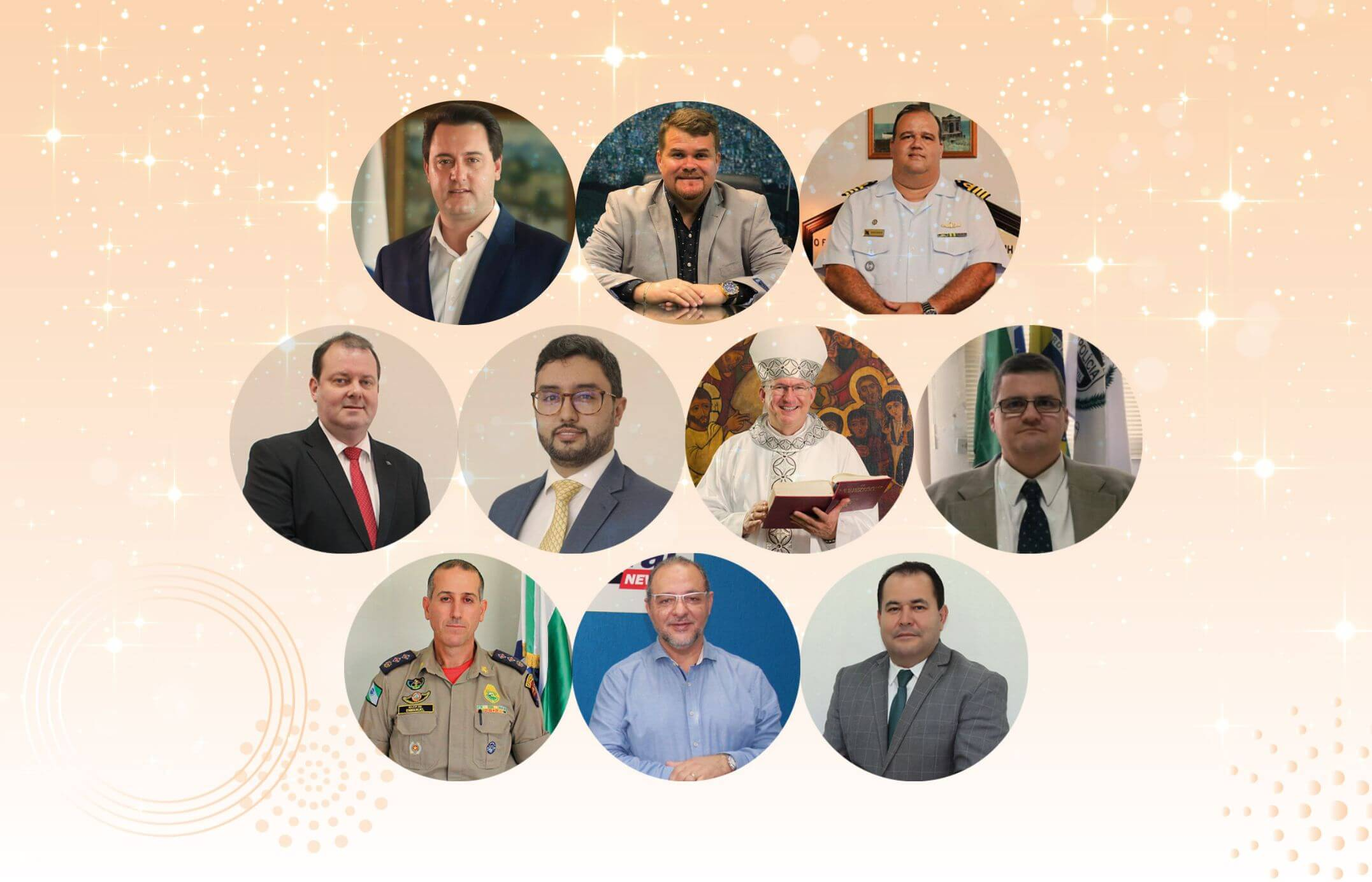 Autoridades e personalidades deixam votos de feliz Ano-Novo