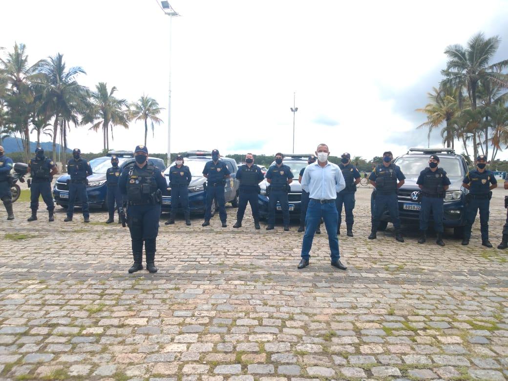 """Guarda Civil Municipal deflagra a Operação """"Novo Natal"""" em Paranaguá"""