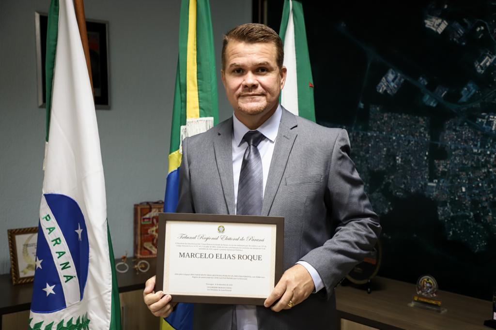 Prefeito Marcelo Roque