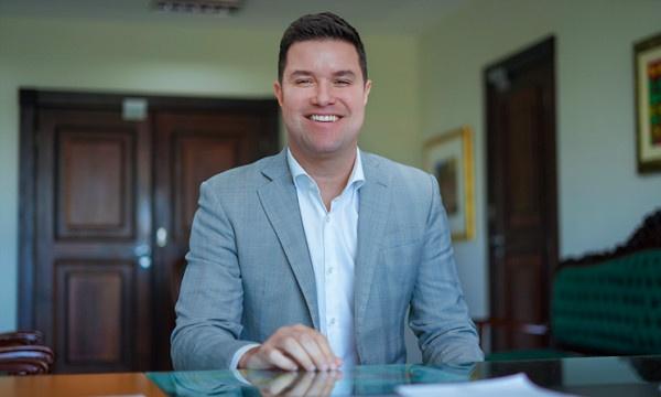 Guto Silva é chefe da Casa Civil
