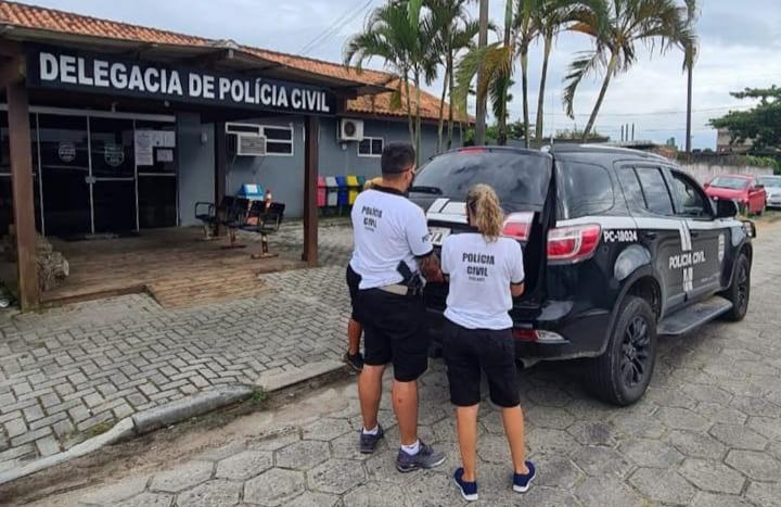 PCPR prende suspeito de estuprar ao menos quatro crianças da família em Pontal do Paraná