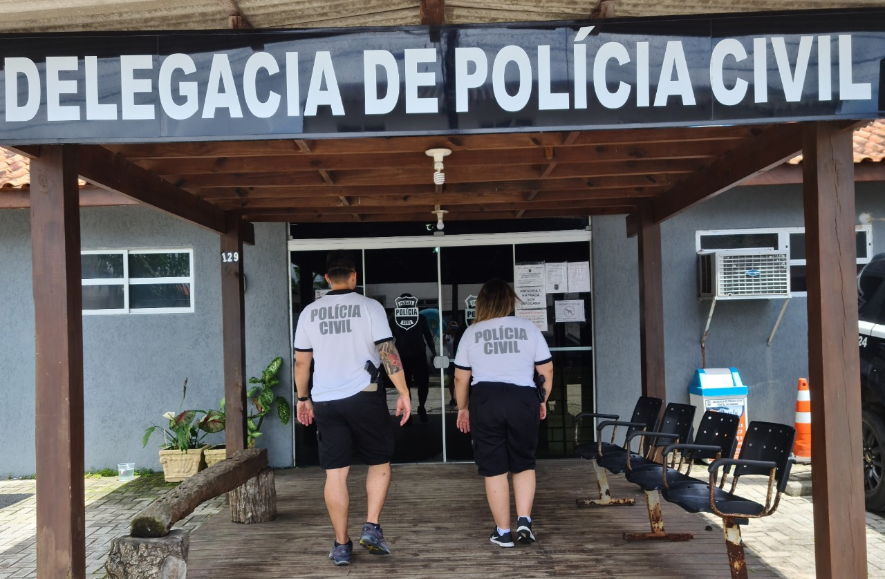 PCPR recupera cachorra furtada em Pontal do Paraná