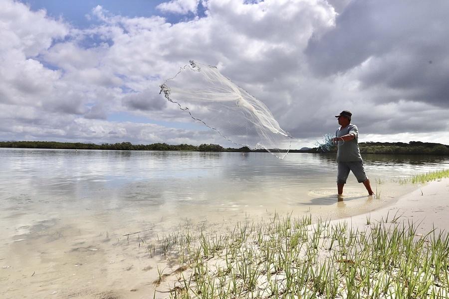 Campanha valoriza pesca artesanal no litoral do Estado