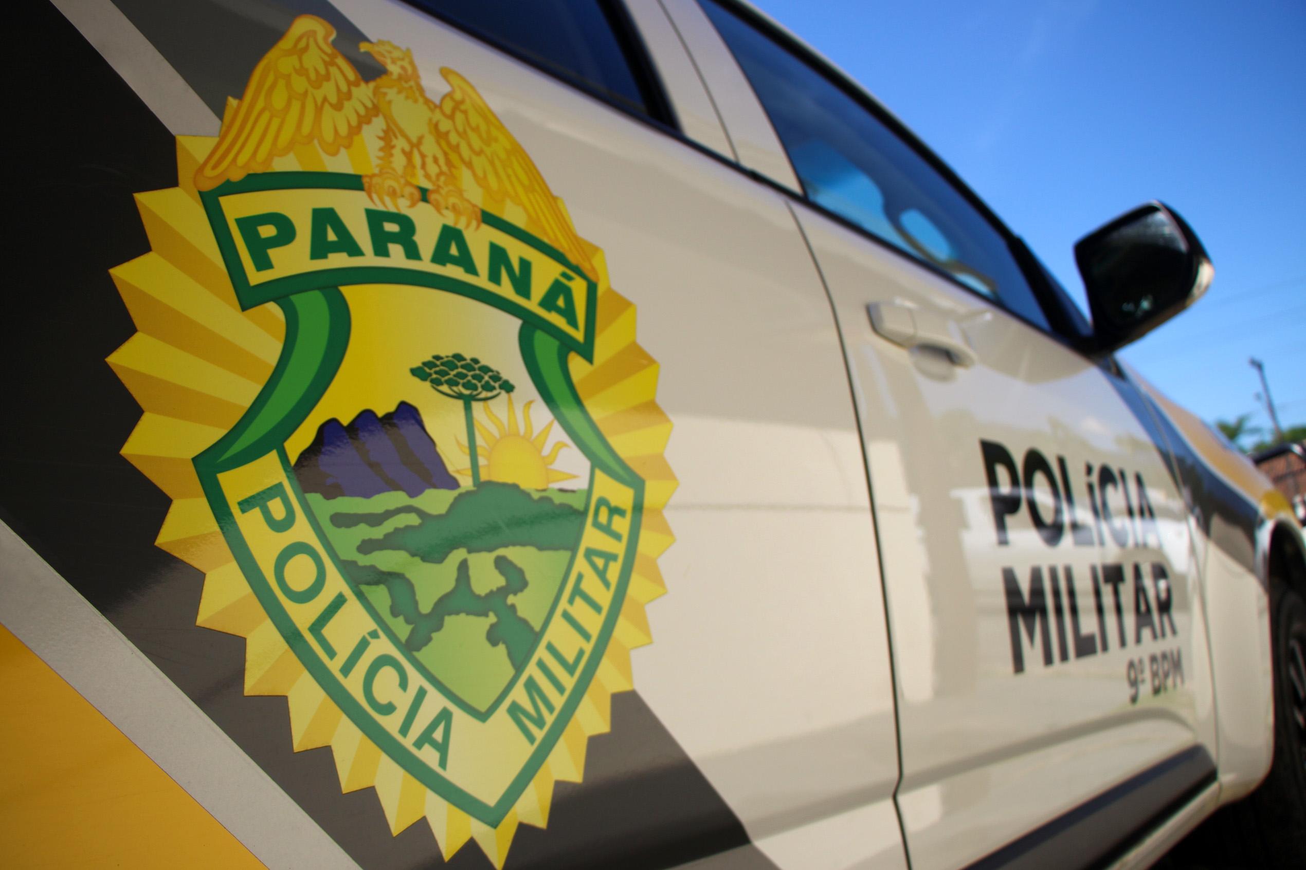 Polícia Militar encontra irmãs que fugiram de casa em Matinhos