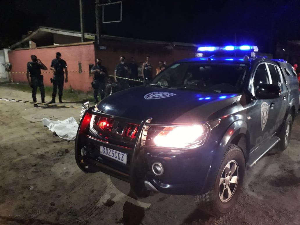 Rapaz é assassinado a tiros na Vila Paranaguá