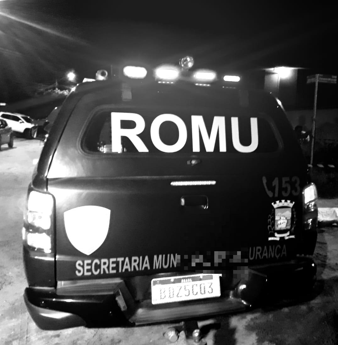 Foragida da Justiça é presa pela ROMU na Vila São Jorge