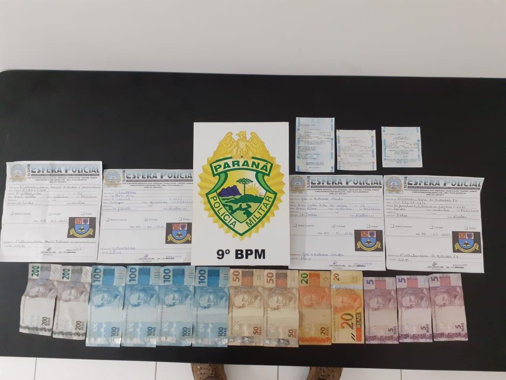 PM prende homem que se passava por policial militar para aplicar golpes em comerciantes de Matinhos