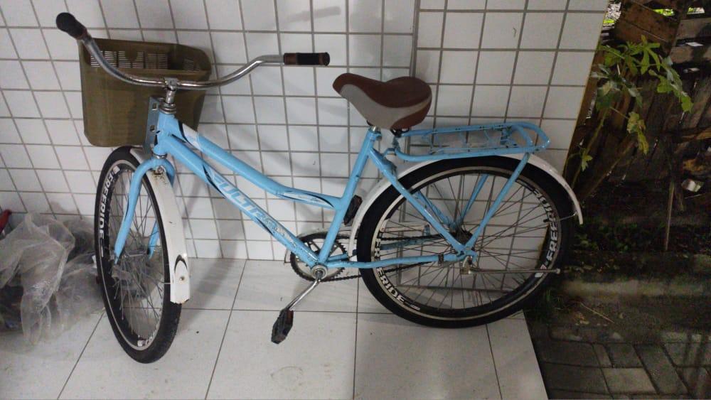 Segunda Bicicleta recuperada