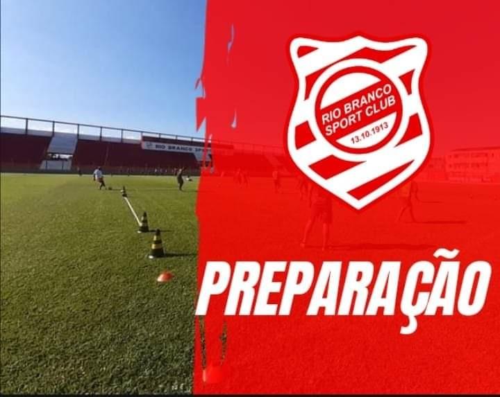 Rio Branco S.C. inicia preparação para o Campeonato Paranaense 2021