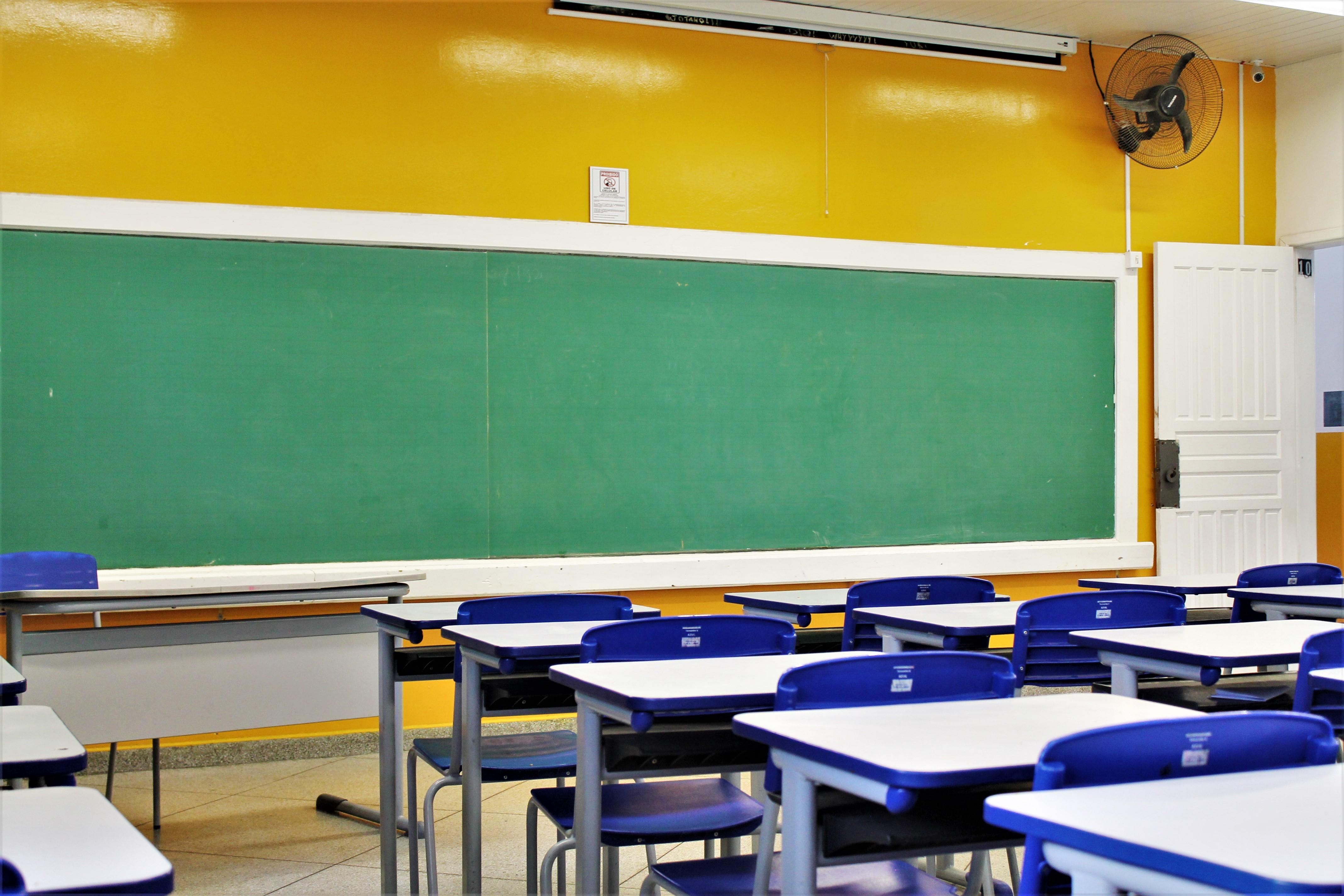 Escolas municipais e estaduais se preparam para o retorno das aulas em fevereiro