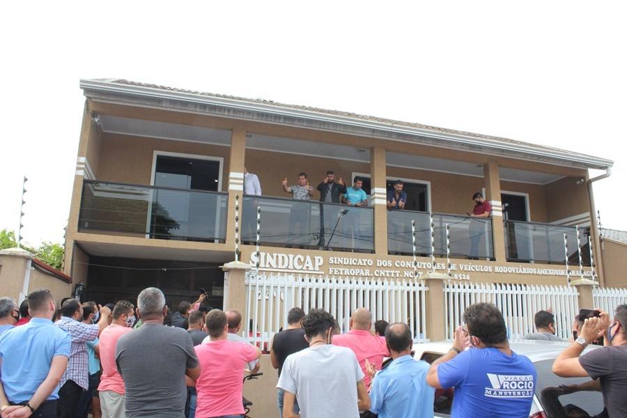 Trabalhadores da Viação Rocio seguem em greve por tempo indeterminado