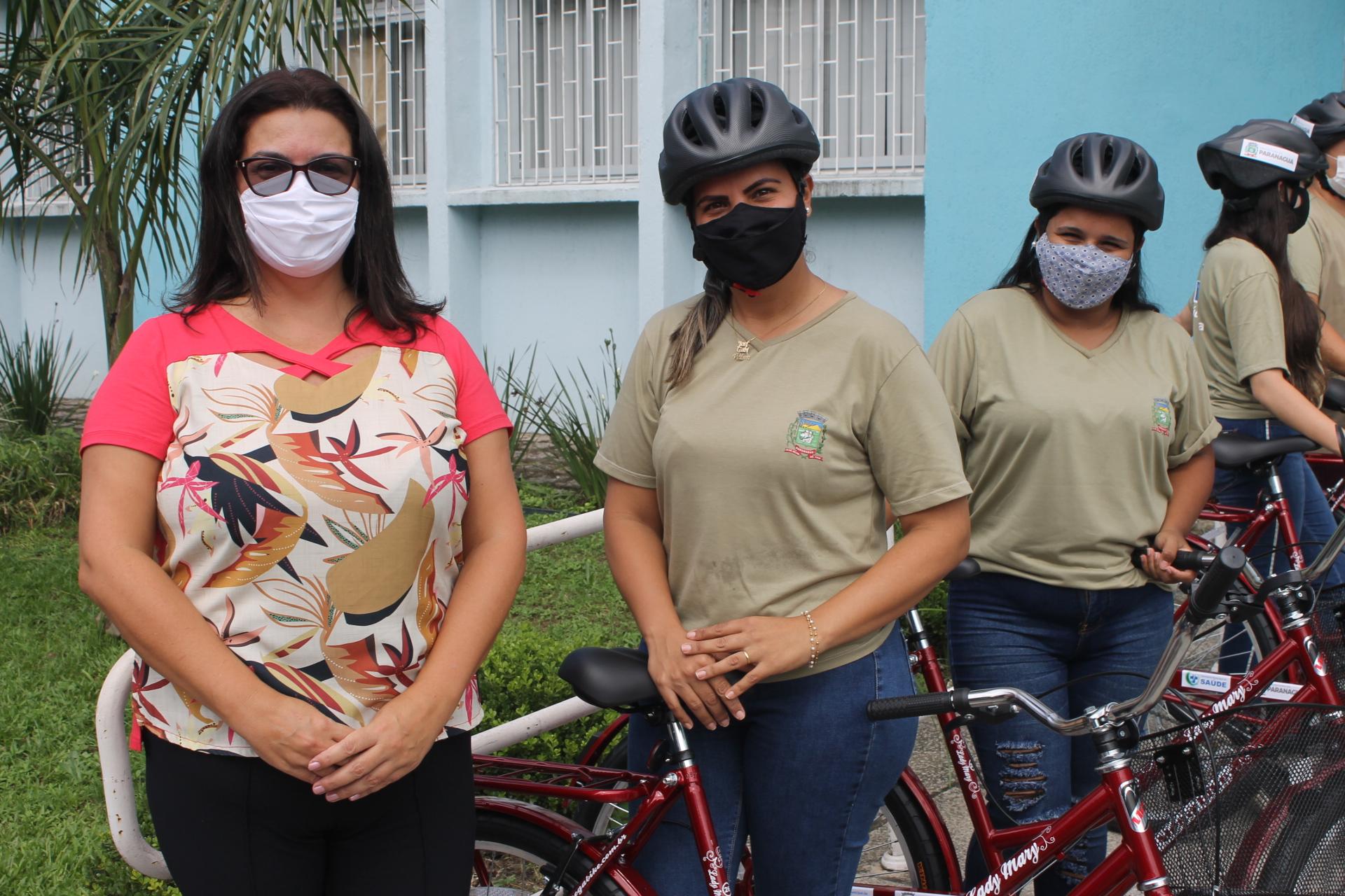 Secretária de Saúde, Lígia Regina de Campos Cordeiro, destacou que equipamentos intensificarão atendimento primário e Estratégia Saúde da Família (ESF)