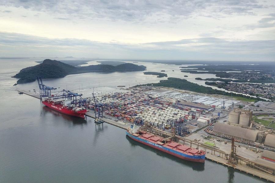 Porto prevê 11% de alta na exportação de grãos no 1.º trimestre