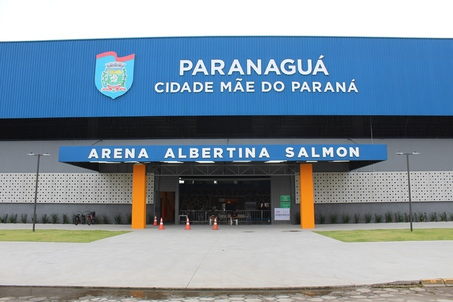 Arena Albertina Salmon passa a atender das 7h às 23h