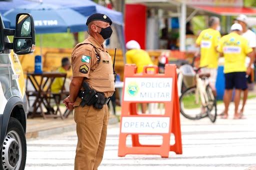 Polícia Militar registra redução de crimes no litoral durante o Carnaval