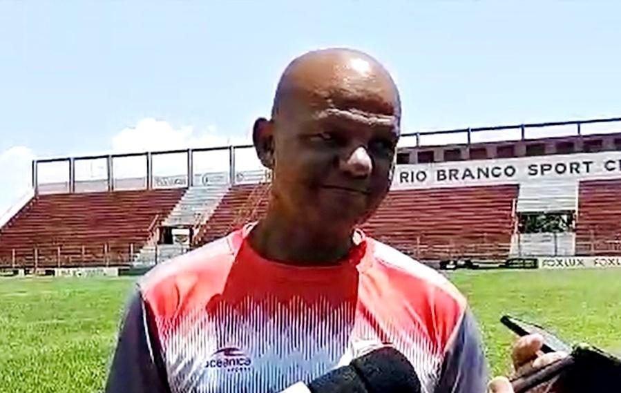 Técnico fala das expectativas para a estreia do Leão da Estradinha